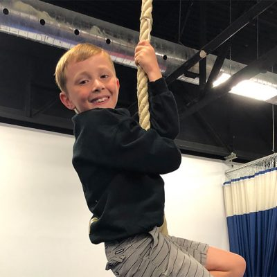 Ninja – Channel your inner ninja with this combo class of boxing and gymnastics skills. The one hour class begins in the studio and finishes in the gymnastics facility. Ninja classes are a gymnastics based program where students do 'ninja' type skills while learning tumbling, balance and agility. Ages 5-12